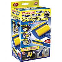 Валик липкий для уборки Sticky Buddy, фото 1