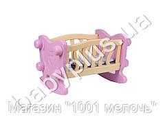 Кукольная кроватка. Технок 4180