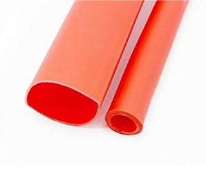 Термоусадочна трубка 5мм червоний (1м)