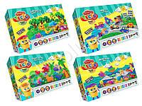 Набор для творчества Тесто для лепки Master Do. Danko toys TMD-07-01,02,03,04. Рус