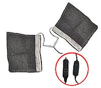 USB Система нагревательных элементов для автомобильных сидений. Питание от прикуривателя 50С