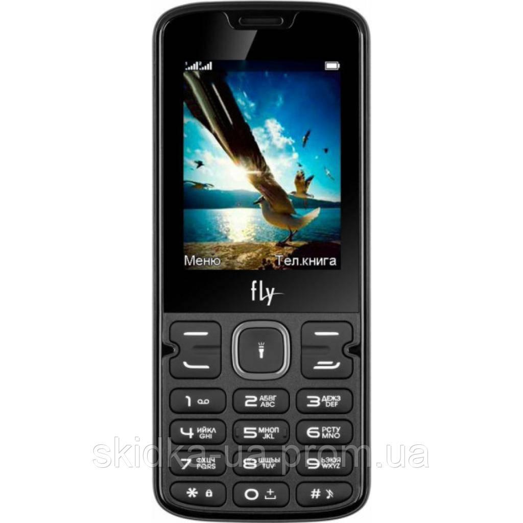 Купить Мобильный телефон Fly FF250 Black