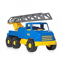 """Игрушечная машинка Авто """"City Truck"""" пожарная 39397"""