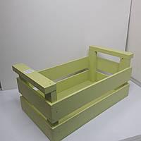 Ящик  из дерева цвет, фото 1