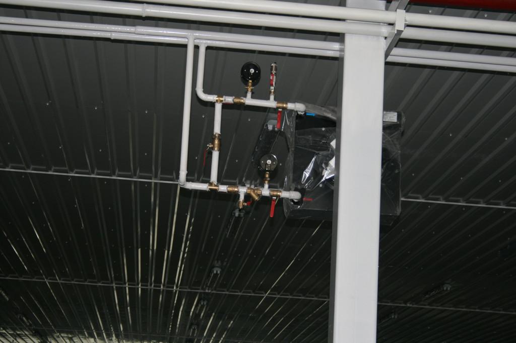 Проектирование и монтаж систем отопления и вентеляции 8