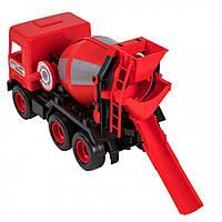 "Игрушечная машинка Авто ""Middle truck"" бетономешалка 39489"