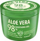 Гель увлажняющий Konad Aloe Vera 98%, 500 мл