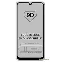 Защитное стекло 5D Full Glue для Samsung Galaxy A30s SM-A307F Black (Screen Protector 0,3 мм)