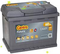 Акумулятор Centra Futura 60AH/600A (CA601)