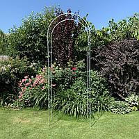 Садовая арка 2700*1000*750 (д16)