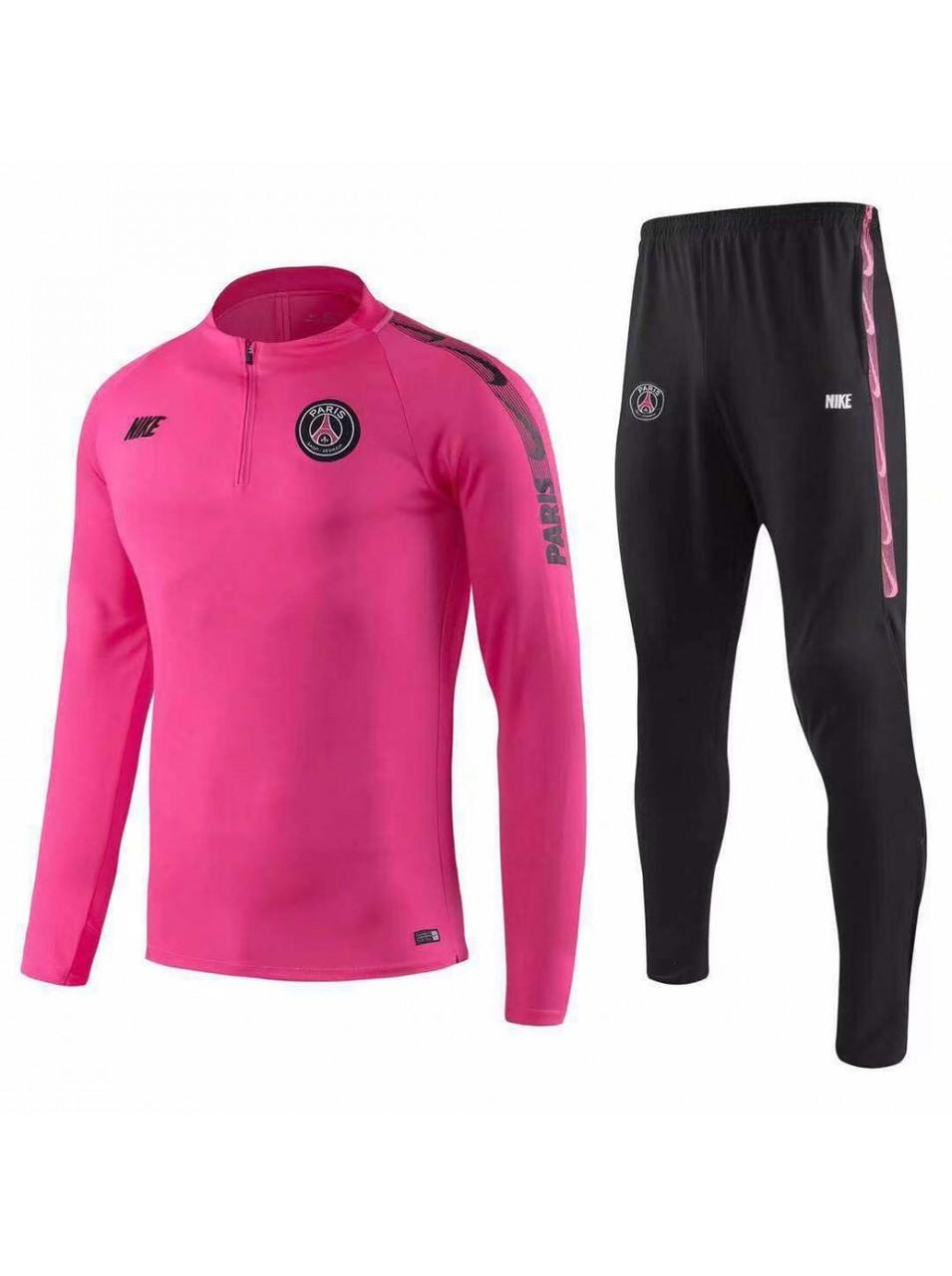 Тренировочный костюм ФК ПСЖ 20/19 pink