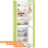 Холодильник Liebherr с морозильной камерой NoFrost CNkw 4313