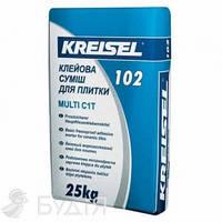 Клей для плитки Kreisel-102 (25кг)