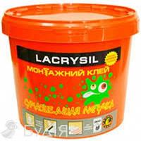 Клей универ. Сумасшедшая липучка Lacrysil 6 кг
