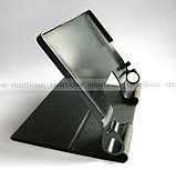 Функциональный чехол книжка для Lenovo Yoga Smart Tab YT-X705L X705F  black, фото 4
