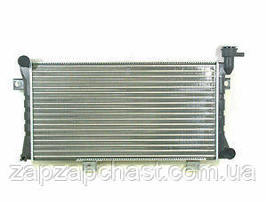 Радиатор охлаждения Ваз 21214 нива тайга инжектор LSA (LA 21214-1301012)