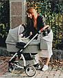 Детская Универсальная коляска 2 в 1 CARRELLO Vista CRL-6501 (Каррелло Виста), фото 4