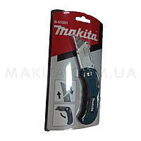 Нож монтажный складной Makita (B-65501)
