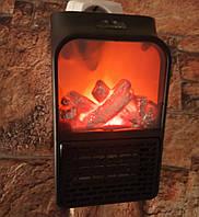 Портативный обогреватель +Пульт ДУ! - Flame Heater с LCD дисплей, камин (Настоящие фото!)