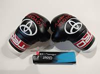 Боксерские перчатки в машину на стекло сувенир брелок 144