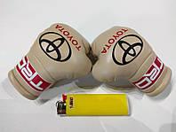 Боксерские перчатки в машину на стекло сувенир брелок 145