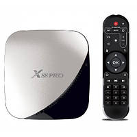 Смарт TV Box X88 Pro RK3318 2/16 Android 9