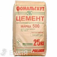 Цемент М-500 Д0 ДСТУ (25кг)