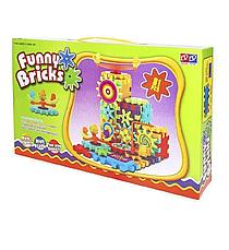 Детский развивающий конструктор Funny Bricks, конструктор для развития, интерактивная игрушка, Фани брикс, фото 2