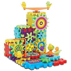 Детский развивающий конструктор Funny Bricks, конструктор для развития, интерактивная игрушка, Фани брикс, фото 3