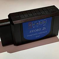 Автомобильный сканер автосканер диагностики авто OBD2 HLV ELM327, фото 1