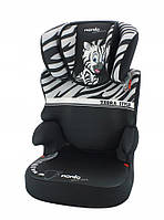 Автокресло NANIA BEFIX SP ANIMALS ZEBRE (9-36 кг)