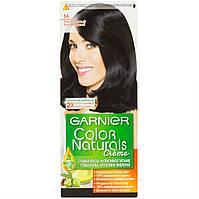 Стойкая крем-краска Garnier Color Naturals 1+ Ультра Черный