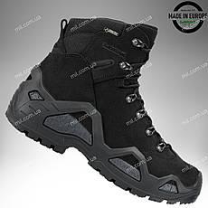 LOWA Z-6S GTX® TF (black) ботинки тактические/ военная обувь армейская