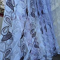 Турецкая тюль ширина 280см Сублимация Камилла-10, фото 1