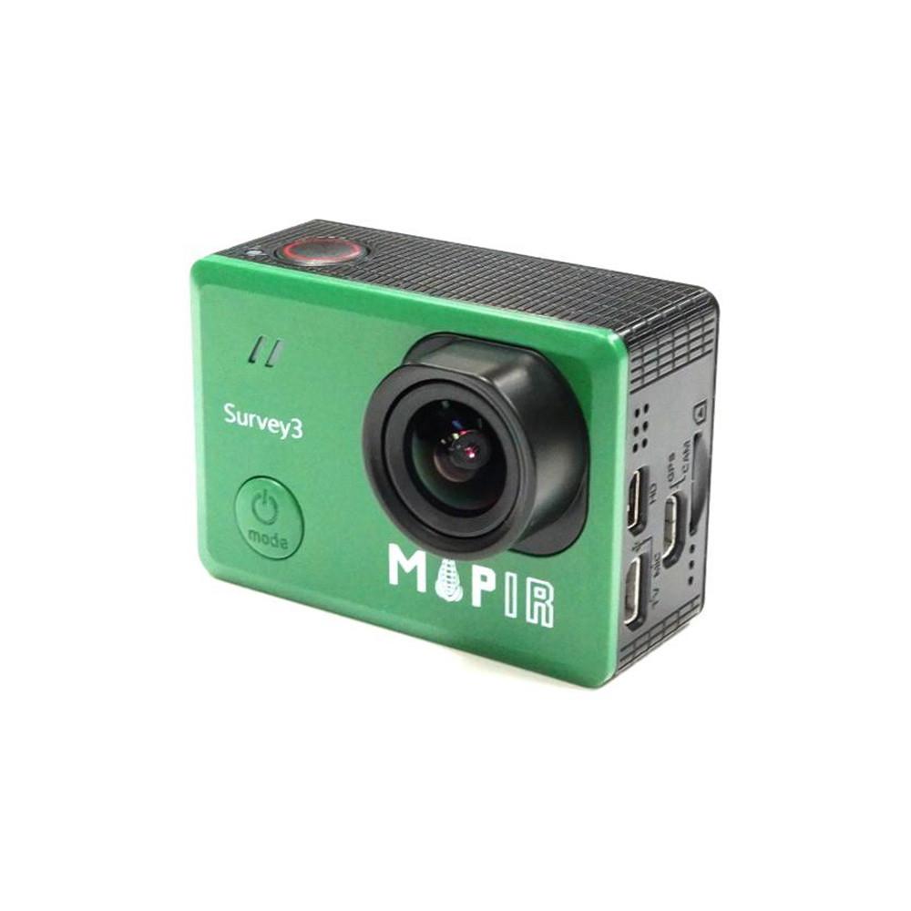 Survey3W Camera — NIR+Green+Blue (NGB, ENDVI)