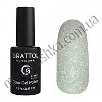 Гель-лак Grattol Luxury Stones Collection Оpal 01, 9 мл