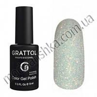 Гель-лак Grattol Luxury Stones Collection Оpal 01, 9 мл