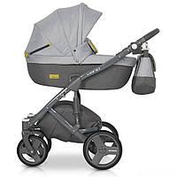 Детская коляска универсальная 2 в 1 Riko Vario 01 Grey Fox