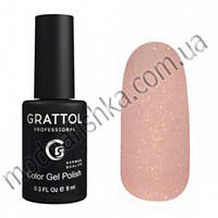 Гель-лак Grattol Luxury Stones Collection Оpal 02, 9 мл
