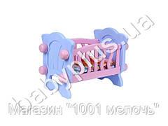 Кукольная кроватка. Технок 4166