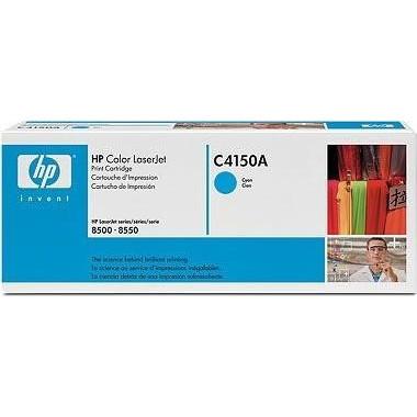 Лазерный картридж HP C4150A голубой Color LaserJet 8500 / 8550 оригинальный