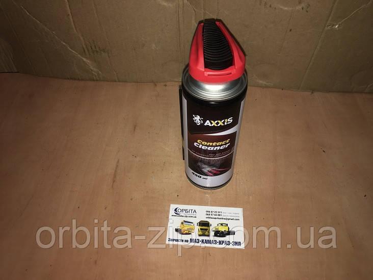 Очищувач електронних контактів 450ml (AXXIS Польща) 9893 AXXIS