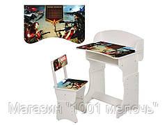 Парта со стульчиком Marvel. HB-301-78