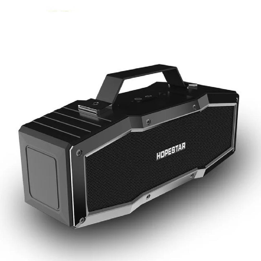 Громкая портативная колонка Hopestar A9 bluetooth, мощная портативная акустика хопстар А9