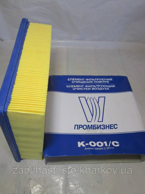 Фильтр воздушный ВАЗ 2109i-2115i инжектор Промбизнес