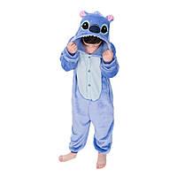 Пижама детская кигуруми Стич 122 см
