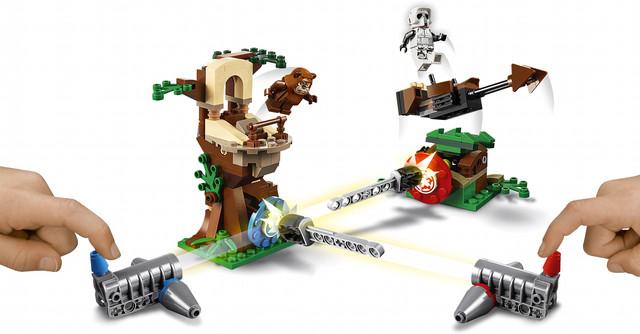 LEGO Star Wars 75238 Нападение на планету Эндор