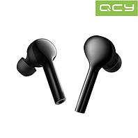 Беспроводные Bluetooth наушники QCY T5 Black, фото 1