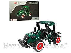 Конструктор металлический Трактор. 477 деталей. SW-010