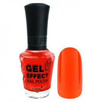 Лак для ногтей Konad Gel Effect Nail Polish - 05 Tangerine Orange 15 мл